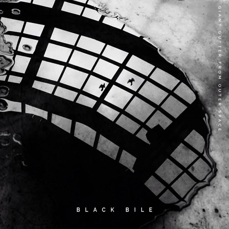 Giant Gutter From Outer Space - Black Bile