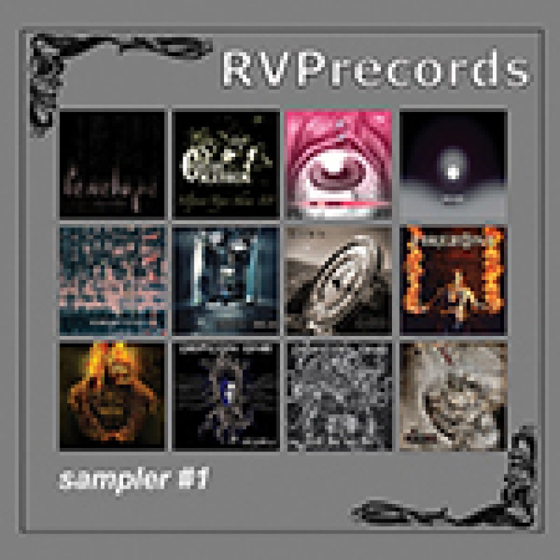 Various RVPrecords Artists - RVPrecords sampler #1